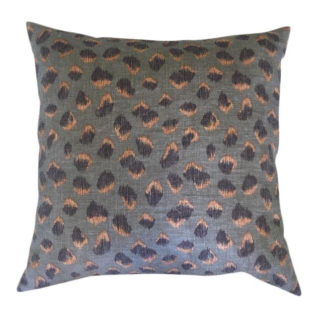 flair pillows kelly wearstler in custom drapes noir ebony ivory katana pillow