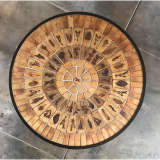 1970s Vintage French Roger Capron Coffee Table Preview