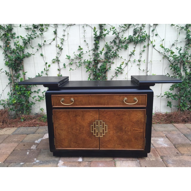 Century Furniture Vintage Century Furniture Chin Hua Server Buffet For Sale - Image 4 of 11