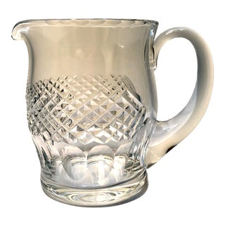 Waterford Crystal Water Pitcher For Sale