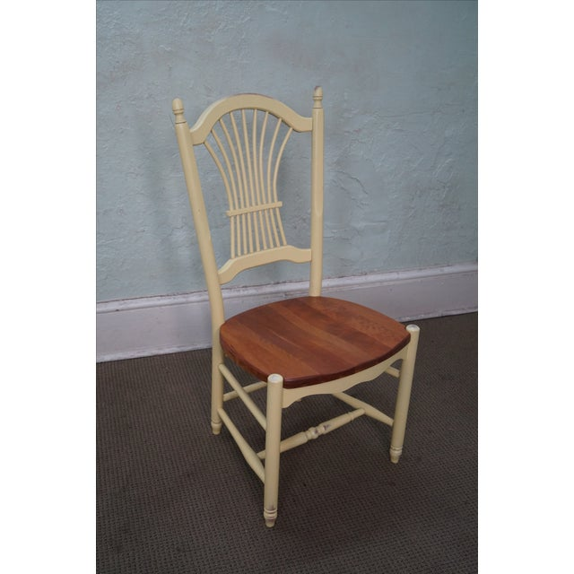 Zimmerman American Heirloom Windsor Chairs - 4 For Sale - Image 5 of 10