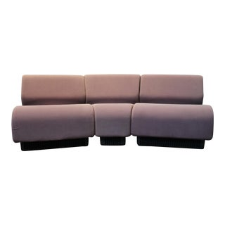 Modern Modular Settee Sofa by Don Chadwick for Herman Miller For Sale
