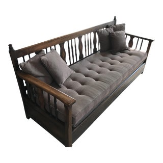 1920s Vintage Stickley Cherry Valley Day Bed For Sale