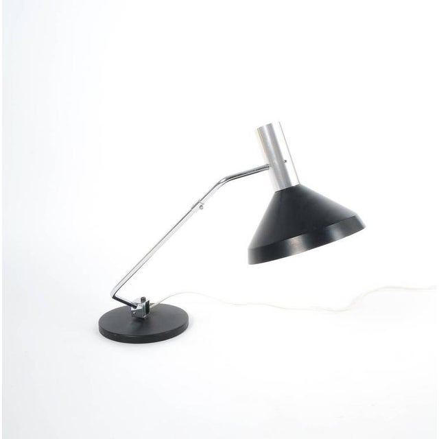 Modern Rico and Rosemary Baltensweiler Articulated Swiss Table Lamp, 1960 For Sale - Image 3 of 6