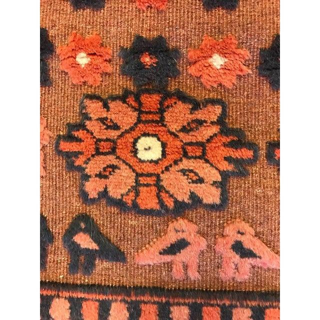 Vintage Anatolian Bergama Rug - 3′3″ × 5′7″ - Image 5 of 6