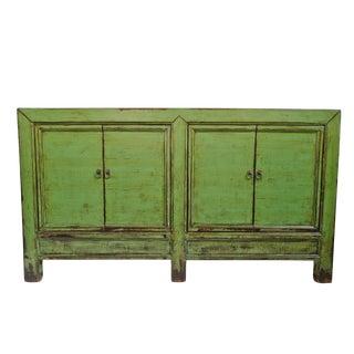 Fern Green Sideboard For Sale