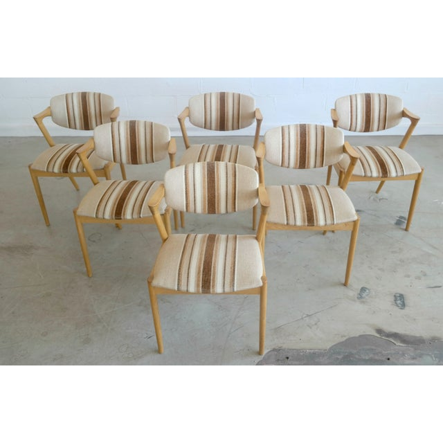 Kai Kristiansen Model 42 Dining Chairs - Set of 6 - Image 2 of 9