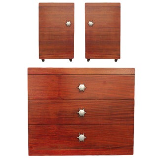 Rare Bedroom Set by Martin Fineman for Multiplex Modern For Sale