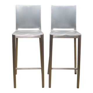 Emeco Hudson Counter Stool by Philippe Starck For Sale