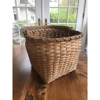20th Century Tribal Ho-Chunk Inspired Basket Preview