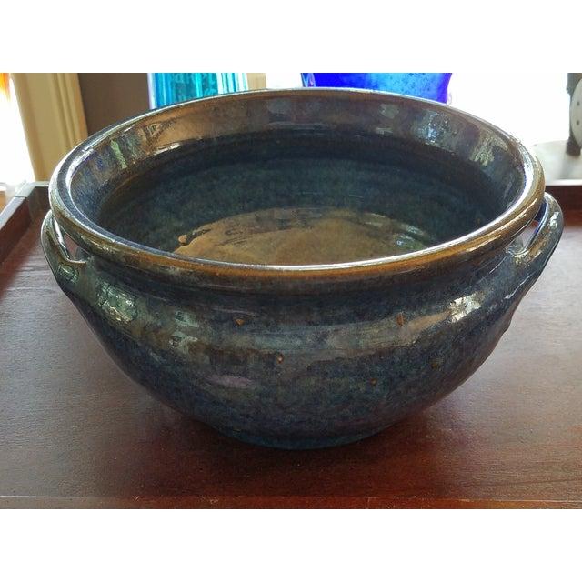 Saint Amand en Puisaye Les Bleus Bowl - Image 5 of 8