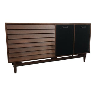 Mid Century American of Martinsville Credenza by Merton Gershun For Sale