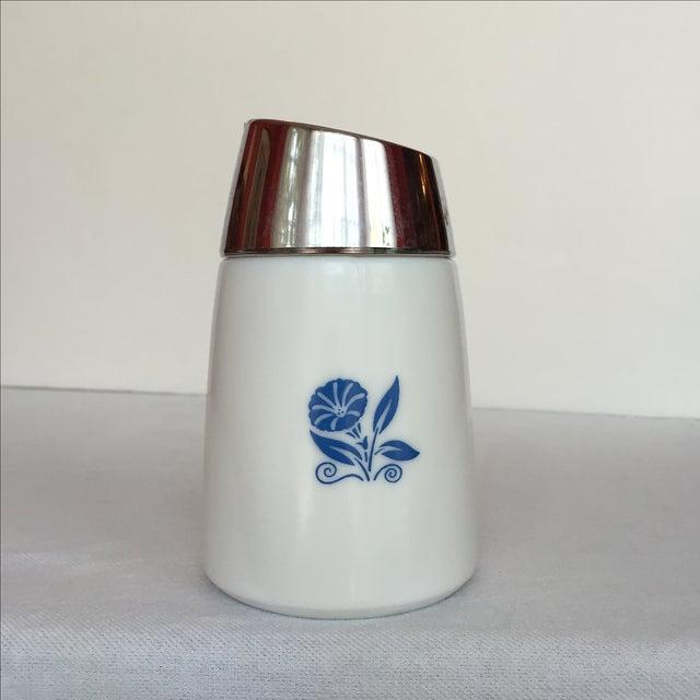Milk Glass Sugar Dispenser - Image 7 of 11