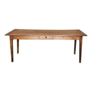 18th Century Country French Farm Table For Sale