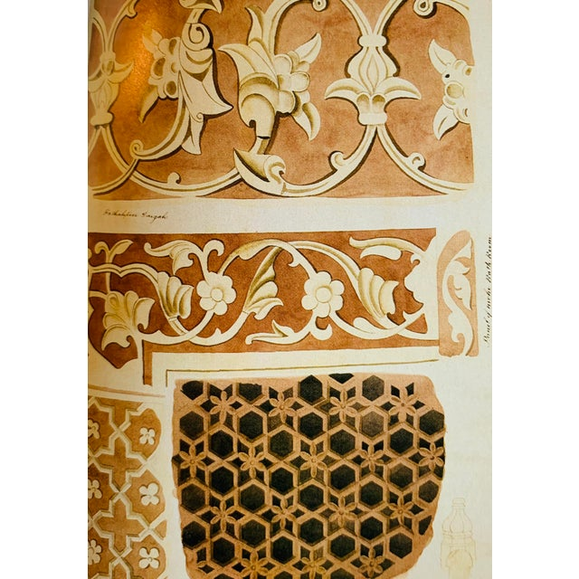 Asian Vintage Victoria and Albert Museum Indian Architectural Designs For Sale - Image 3 of 7