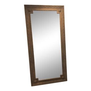 Restoration Hardware - Louis XVI Leaning Mirror
