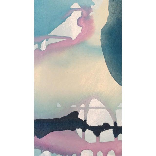 Hampton Water Way Landscape Acrylic on Canvas - Image 2 of 3