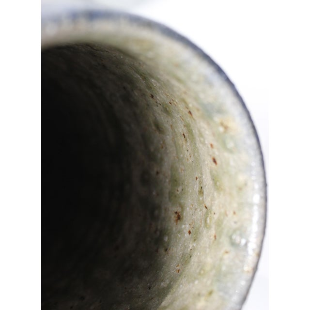 Mid-Century Modern Artisan Pottery Glazed Objects For Sale - Image 10 of 13