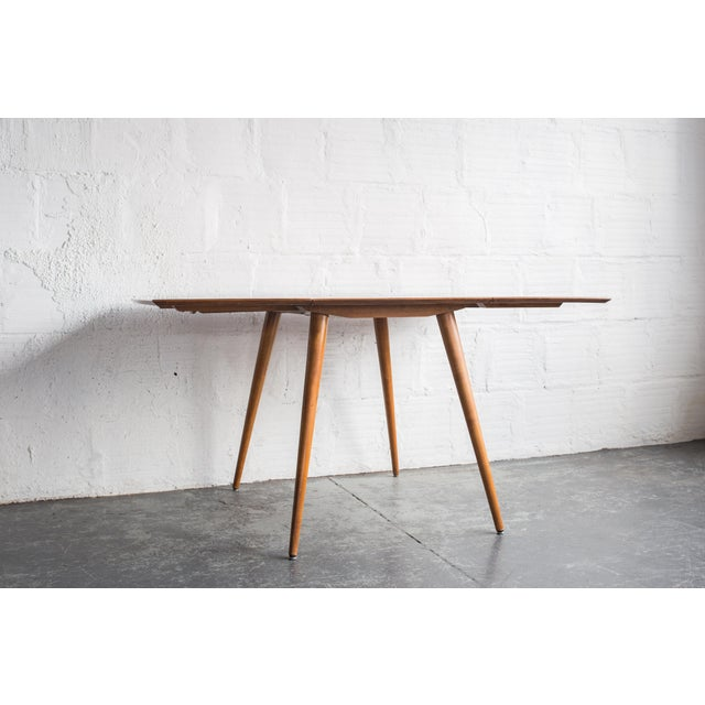 Paul McCobb Drop Leaf Dining Table - Image 6 of 9