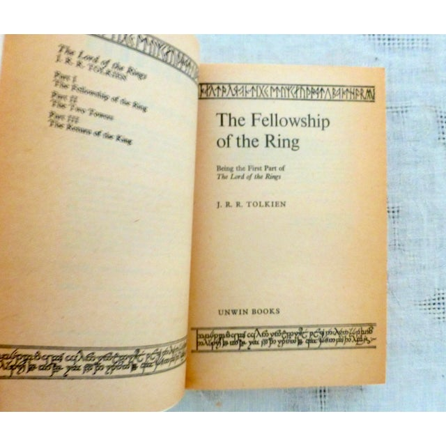 1975 The Lord of the Rings Books- Set of 3 - Image 5 of 7