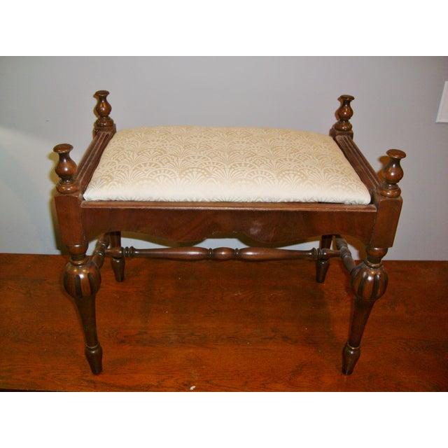Fine 1920S Vintage Vanity Stool Gamerscity Chair Design For Home Gamerscityorg