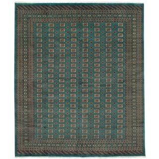 "Bokhara Handmade Rug, 8'4"" x 10'0"" feet"