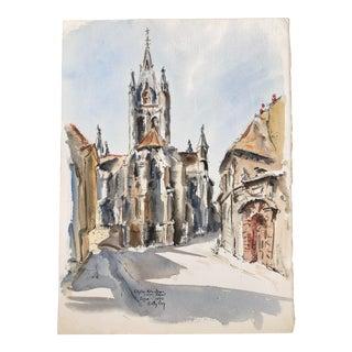 Original Betty Guy - L'Eglise Notre Dame
