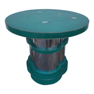 Art Deco Rotating Table For Sale