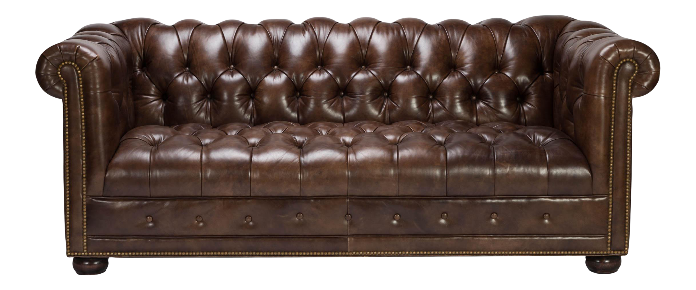 Hancock U0026 Moore Kent Chesterfield Leather Sofa