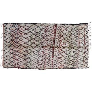 Moroccan Beni Ourain - 11' x 6' For Sale
