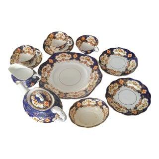 Antique Royal Albert Bone China Tea Serving Set For Sale