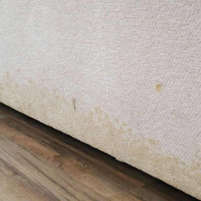 Henredon Upholstered Ivory Sofa For Sale - Image 10 of 11