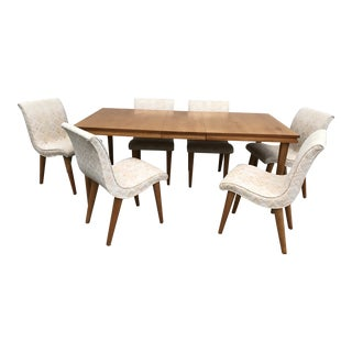 Russell Wright for Conant Ball Dining Set For Sale