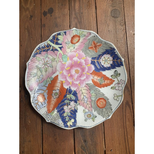 Tobacco Leaf Decorative Plate For Sale - Image 13 of 13