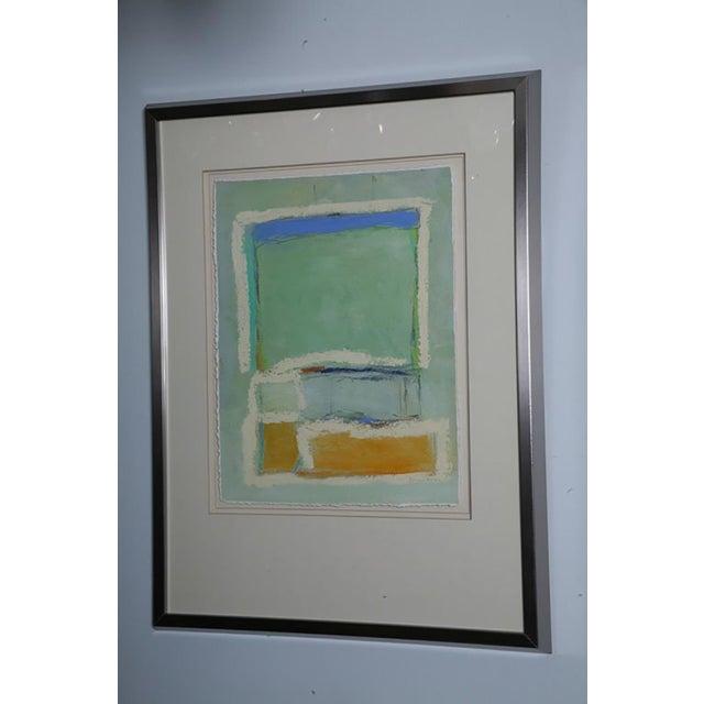 Original art, oil on paper.