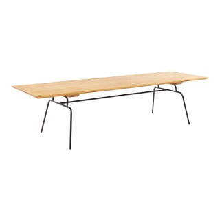Paul McCobb for Planner Group Iron Base Coffee Table For Sale