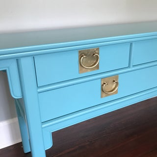 Vintage Century Pagoda Sideboard Console Preview