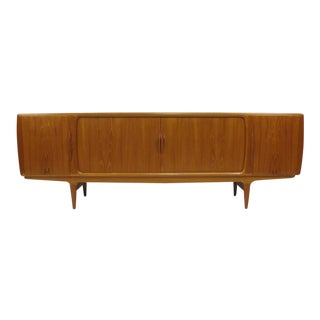 Johannes Andersen Danish Teak Credenzas For Sale