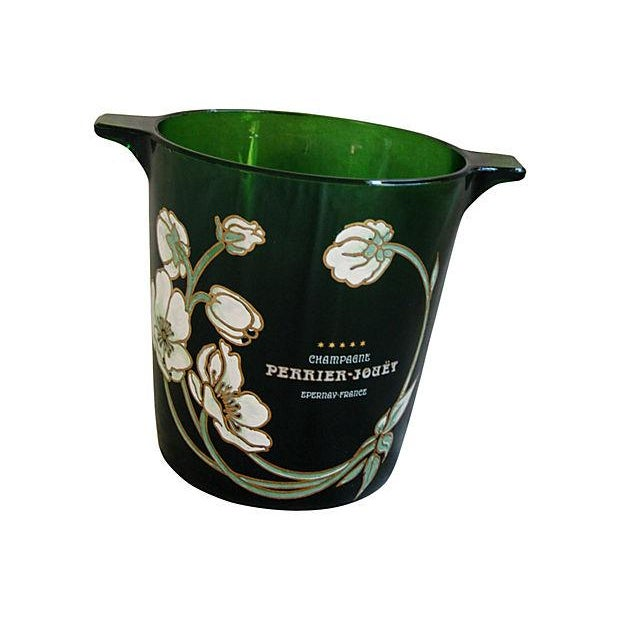 French Perrier-Jouet Champagne Chiller Bucket - Image 2 of 6
