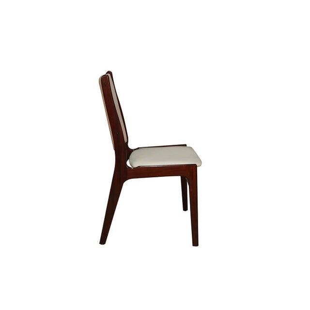 1960s Anderstrup Mobelfabrik Uldum Rosewood Mid Century Danish Dining Chairs For Sale - Image 5 of 12
