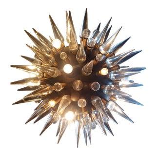 Spiked Sputnik Chandelier