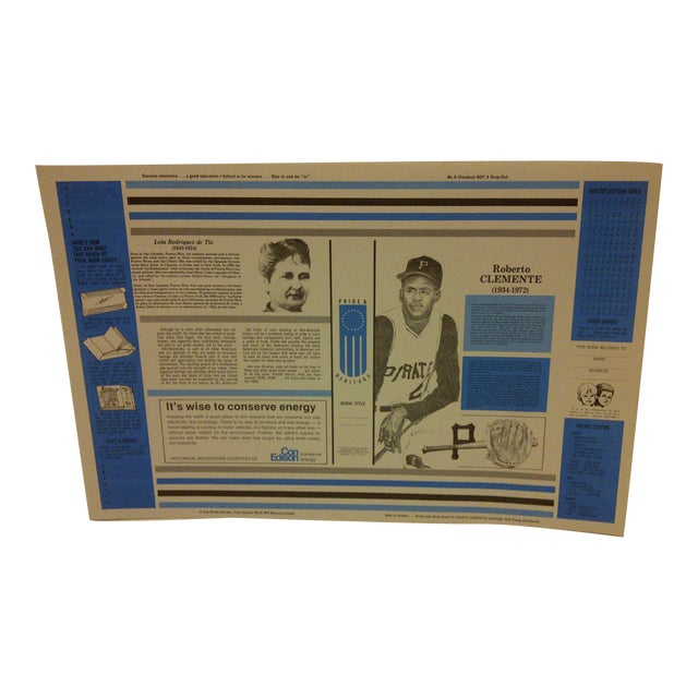 "Vintage Heritage Series ""Roberto Clemente"" - For Sale"