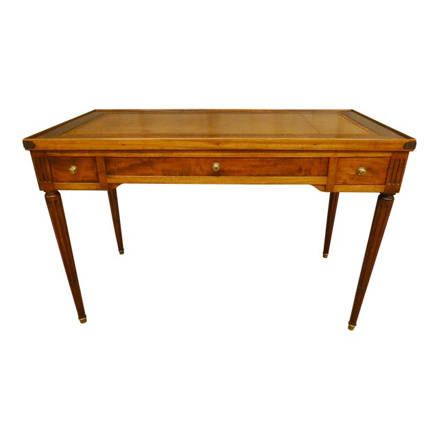 19th C French Louis XVI Style Game Table/Writing Desk For Sale