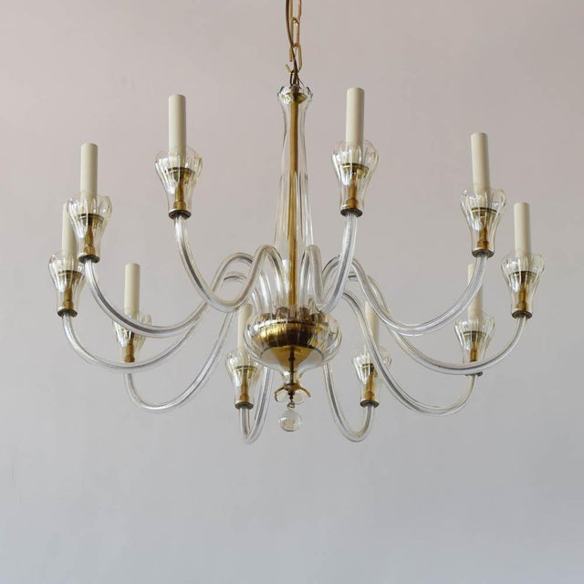 This beautifully simple crystal chandelier was made in Bohemia, the legendary crystal region of the Czech Republic. Simple...
