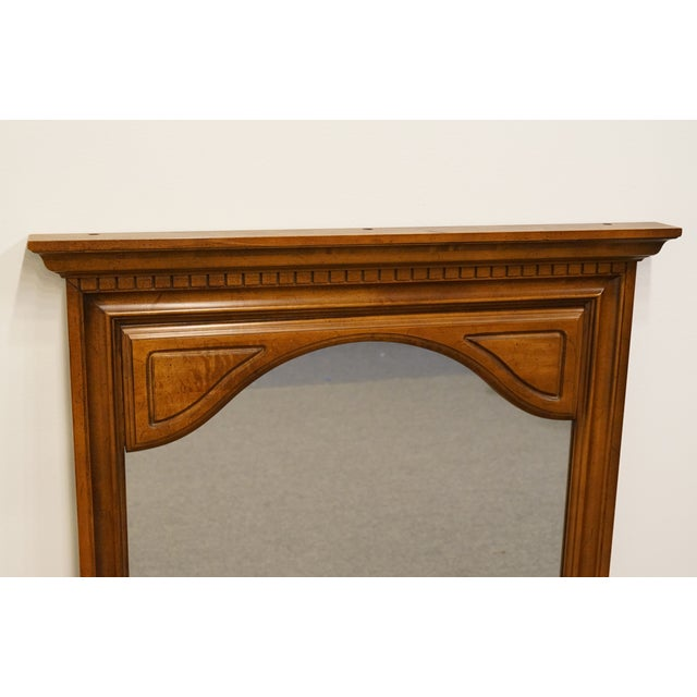 Late 20th Century Sumter Cabinet Italian Neoclassical Inspired Wall Mirror For Sale In Kansas City - Image 6 of 7