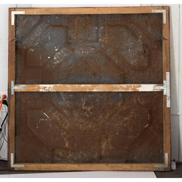 Tin Ceiling Panel For Sale - Image 12 of 13