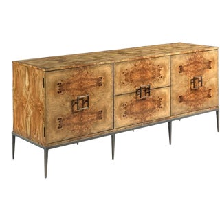 Woodbridge Tapered Leg Burton Sideboard For Sale
