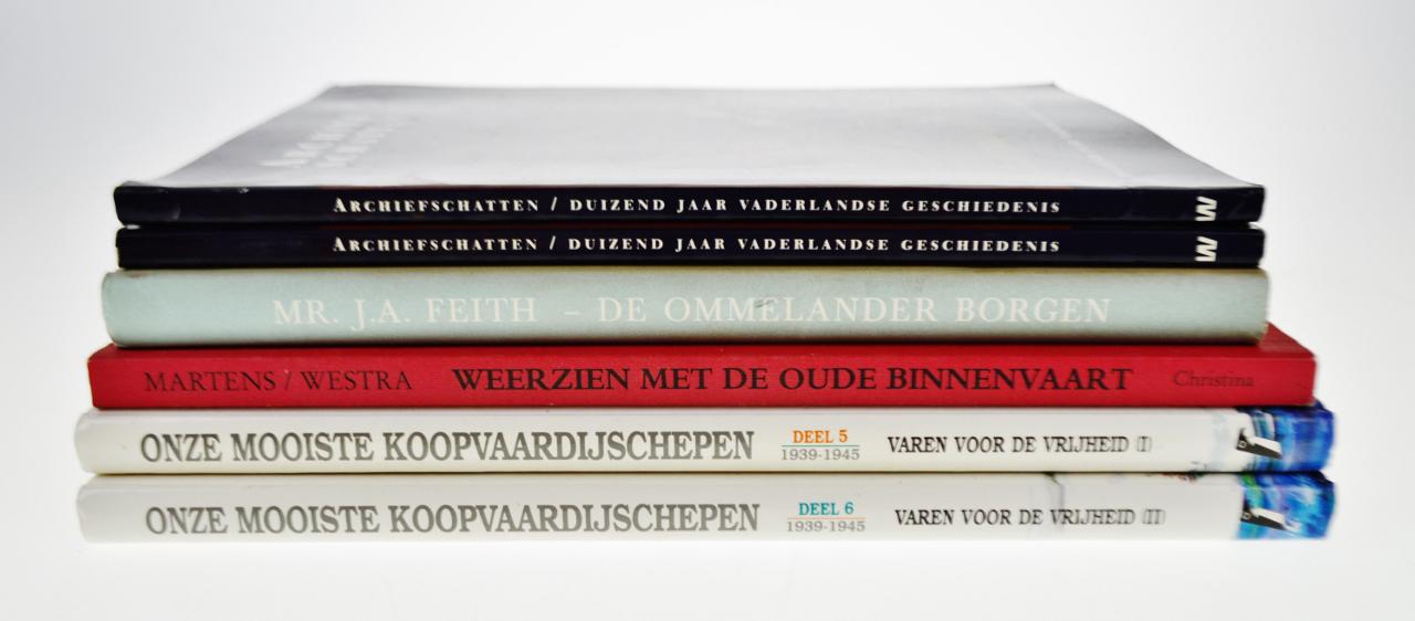 Vintage Dutch History Coffee Table Books - Set of 6 - Image 3 of 11  sc 1 st  Chairish & Vintage Dutch History Coffee Table Books - Set of 6 | Chairish