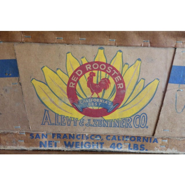 Vintage Banana Crate - Image 6 of 10