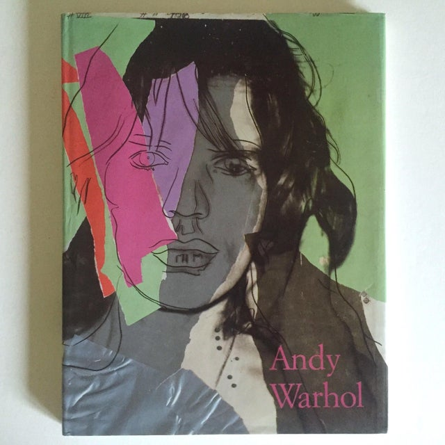 """""""Andy Warhol Commerce Into Art"""" Vintage 1990 1st Edition Hardcover Art Book For Sale - Image 11 of 11"""